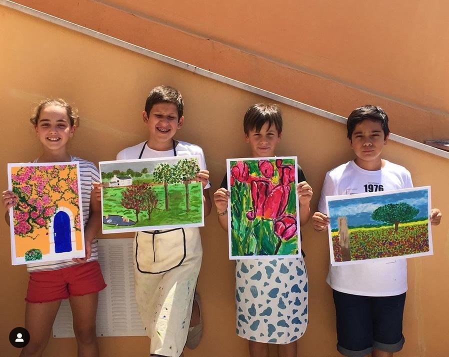 Workshop Kids Summer