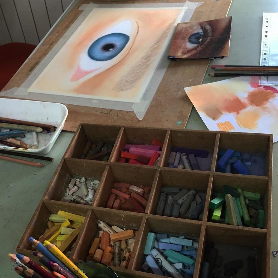 Soft Pastel Workshop